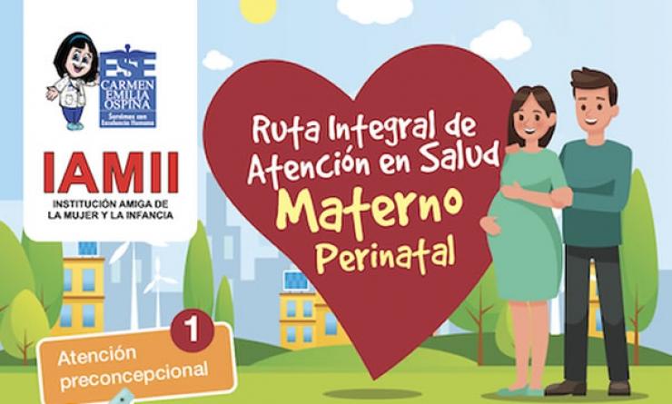 Ruta Integral de Atención En Salud Materno Perinatal