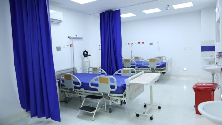 Alcaldía de Neiva entregó dos nuevas unidades para hospitalización por Covid-19